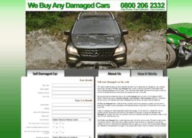 Webuyanydamagedcars.co.uk thumbnail