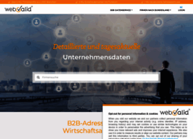 Webvalid.de thumbnail