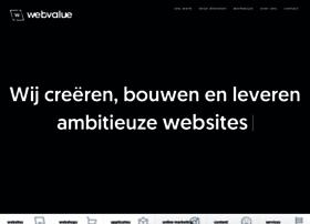 Webvalue.nl thumbnail