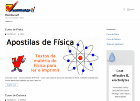 Webvestibular.com.br thumbnail