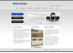 Webvortex.co.uk thumbnail