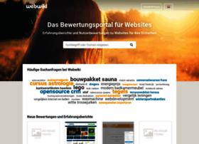 Webwiki.nl thumbnail