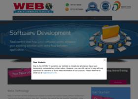 Webxtechnology.org thumbnail
