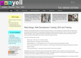Webyell.co.uk thumbnail