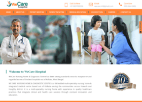 Wecarehospital.co.in thumbnail