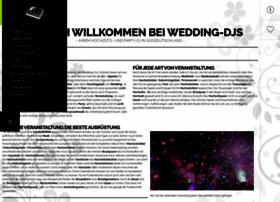 Wedding-djs.de thumbnail