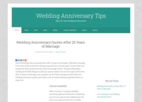 Weddinganniversarytips.com thumbnail