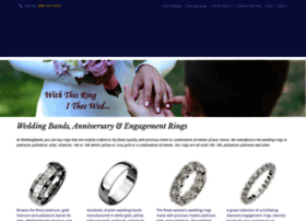 Weddingbands.com thumbnail