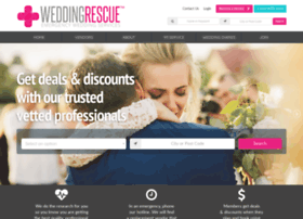 Weddingrescue.ca thumbnail
