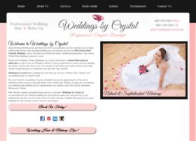 Weddingsbycrystal.com thumbnail