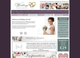 Weddingscornwall.co.uk thumbnail