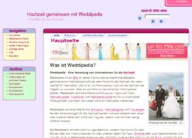 Weddipedia.de thumbnail