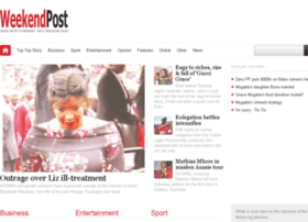 Weekendpost.co.zw thumbnail