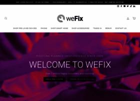 Wefix.co.za thumbnail