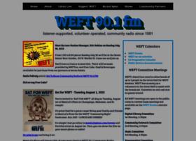 Weft.org thumbnail