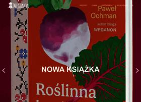 Weganon.pl thumbnail