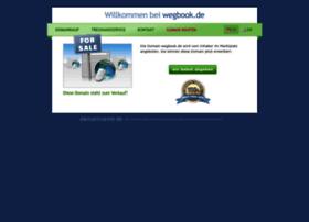 Wegbook.de thumbnail