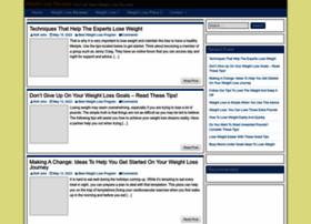 Weightloss-review.biz thumbnail