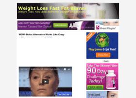 Weightlossfastfatburner.com thumbnail