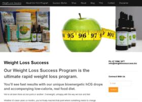 Weightlosssuccess.biz thumbnail