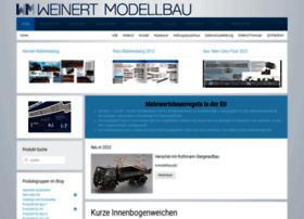 Weinert-modellbau.de thumbnail