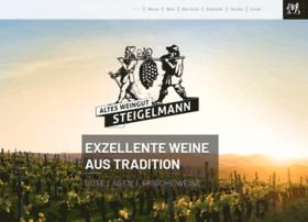 Weingut-steigelmann.de thumbnail