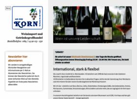 Weinimport-korn.de thumbnail