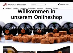 Weinlager-barkhausen.de thumbnail