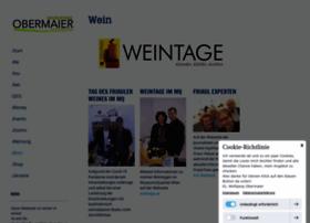 Weintage.at thumbnail