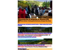 Weinwanderung.de thumbnail