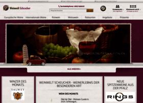 Weinwelt-scheucher.de thumbnail