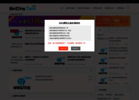 Weiqing.tech thumbnail