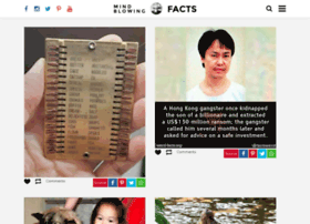 Weird-facts.org thumbnail