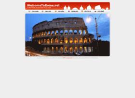 Welcometorome.net thumbnail