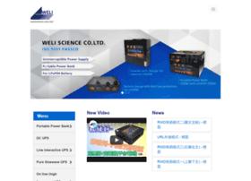 Weliscience.com.tw thumbnail