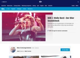 Wellenord.de thumbnail