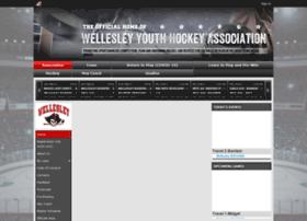 Wellesleyyouthhockey.org thumbnail