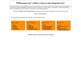 Wellness-relaxen-und-entspannen.de thumbnail