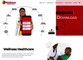 Wellnesshealthcare.com.ng thumbnail
