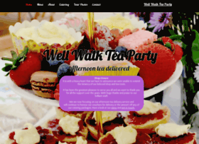 Wellwalktearoom.co.uk thumbnail