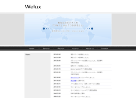 Welox.jp thumbnail