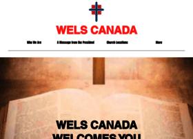 Wels-canada.ca thumbnail