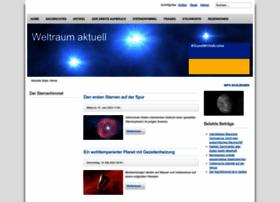 Weltraum-aktuell.de thumbnail