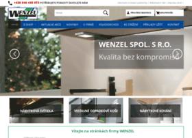 Wenzel-sro.cz thumbnail