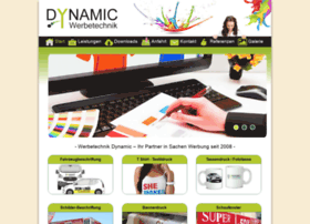 Werbetechnik-dynamic.de thumbnail