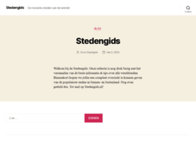 Wereldstad.nl thumbnail