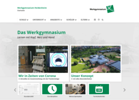 Werkgymnasium.de thumbnail