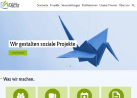 Werkstatt-paritaet-bw.de thumbnail