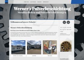Werners-pulverbeschichtung.de thumbnail