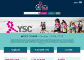 West.ysctourdepink.org thumbnail